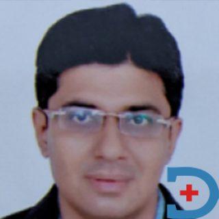 Dr Shamik P Mehta