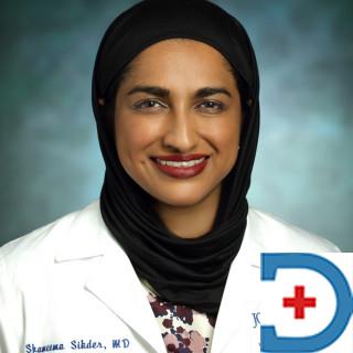 Dr Shameema Sikder