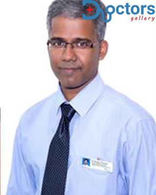 Dr Anoop Thomas
