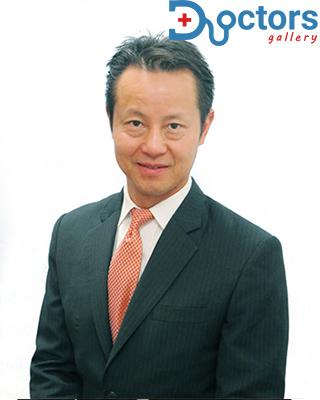Dr Huang Po Yu