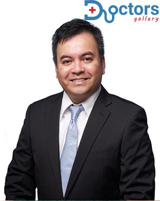 Dr Michael Lisondra Ebuna